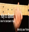 Key To Speed- Unlock Your Guitar Speed In 3 Days