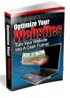 Optimize Your Websites