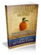 Law Of Attraction- Positive Habit Attraction Models