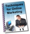 Techniques For Online Marketing