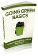Going Green Basics