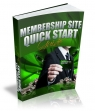 Membership Quick Start Guide