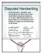Disputed Handwriting