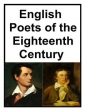 English Poets Of The Eighteenth Century