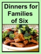 Dinners For Families Of Six