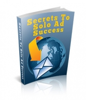 Secrets To Solo Ad Success