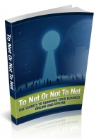 To Net Or Not To Net