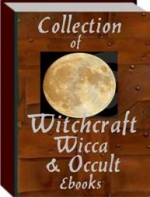 Collection Of Witchcraft Wicca And Occult eBooks